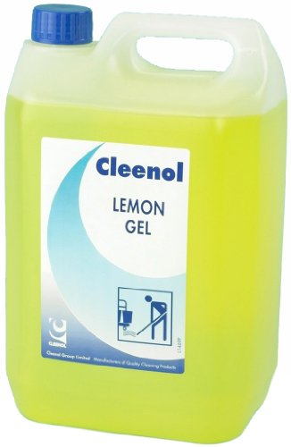 cleenol-0418l2x5-lemon-gel-floor-cleaner