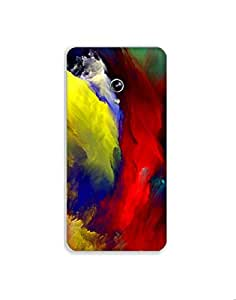 Asus Zenfone 5 ht003 (85) Mobile Case from Mott2 - Smoke in Color - Clouds (Limited Time Offers,Please Check the Details Below)