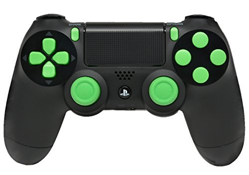 black-green-ps4-playstation-4-rapid-fire-modded-controller-for-black-ops-3-aw-ghosts-destiny-battlef