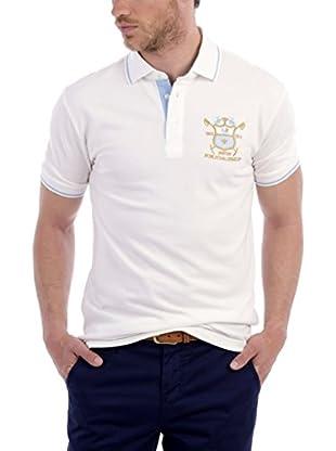 BLUE COAST YACHTING Polo Short Sleeve Polo Shirt (Blanco)
