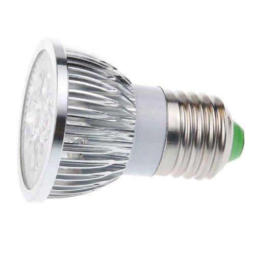 S6Store® 4W 110V 220V E27 Cold White Led Light Section Bar Spotlight 100-245V For Home Garden Business Lighting (30 Pack)