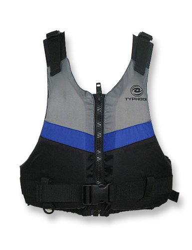Typhoon Yalu 50n Buoyancy Aid Sailing Kayak Canoe S/M - Perfect for Kayaking, Canoeing, Sailing, Water Skiing, Wind Surfing and Many Other Water Sports. Fully CE tested and certified, approved to EN393.