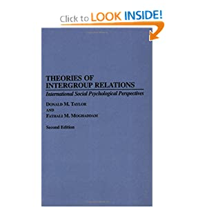 Intergroup Relations – FREE Intergroup Relations information
