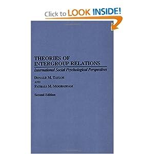 Intergroup Relations – FREE Intergroup Relations information