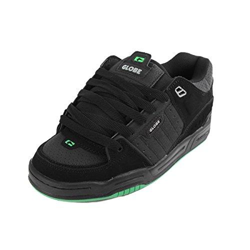Globe Fusion black black green 42.5