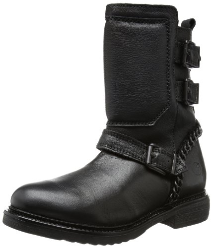 Bronx Women's BX 578 Boots Black Noir - Schwarz (black/ mat black 814) 3.5 (36 EU)