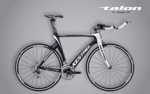 2013 Kestrel Talon Tri-Shimano 105 Carbon Fiber Bike