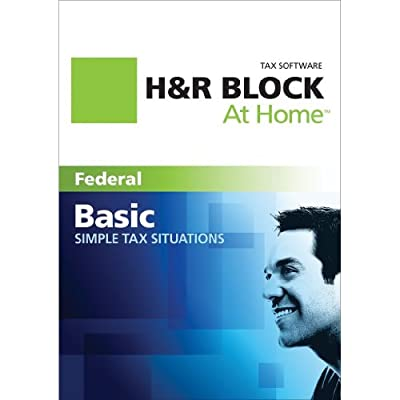 H&R Block At Home 2011 Basic