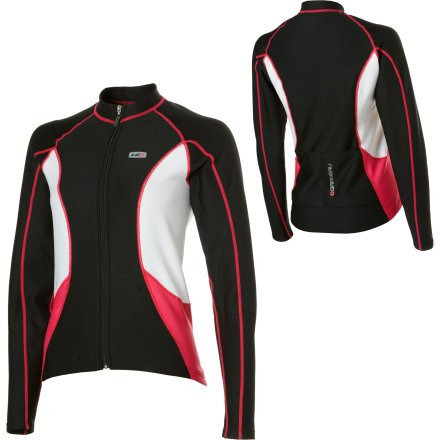 Buy Low Price Louis Garneau Women's Delano Long Sleeve Jersey (B002OJ92KO)