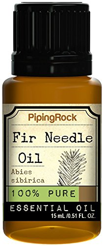 Fir Needle Essential Oil 1/2 oz (15 ml) 100% Pure -Therapeutic Grade