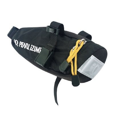 Pearl Izumi 2010 Tailgate Bicycle Saddle Bag – Black/Yellow – 8989-068