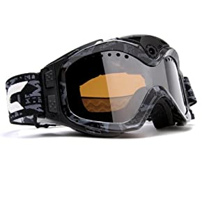 Liquid Image XSC - Xtreme Sport Cams 384 All-Sport S BLK HD Camera Goggles with Video... by Liquid Image