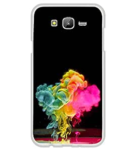Colour Spurt 2D Hard Polycarbonate Designer Back Case Cover for Samsung Galaxy On5 (2015) :: Samsung On 5