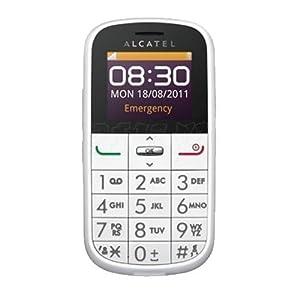 Alcatel One Touch OT-282 - Móvil libre (pantalla de 1,8