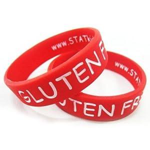 STATkids Gluten Free Bracelet - 3 Pack (Small)