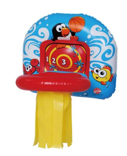Basketball Bath Toy front-152337