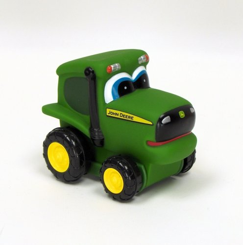 Johnny Tractor And Friends Soft Small Johnny Tractor
