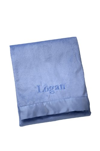 NoJo Personalized Velboa Blanket, Logan