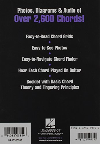 Guitar Chord Encyclopedia DVD | Guitar Jar Magazine Shop