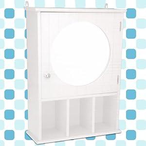 Badezimmer Spiegelschrank 40x56x15