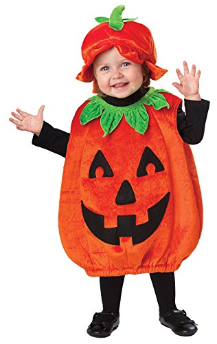 Infant Sized Pumpkin Patch Cutie Costume 12-24 Months