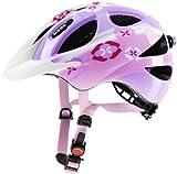 Uvex Kid's Hero Cycle Helmet - Rose, 49-55 cm