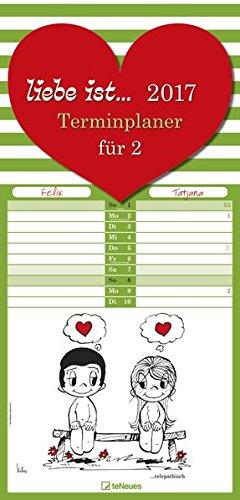 liebe-ist-paarplaner-2017-familienkalender-2017-wandkalender-termiplaner-2017-kalender-fur-zwei-spir