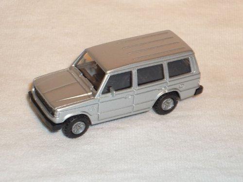 Mitsubishi Pajero 5 TÜrer Silber