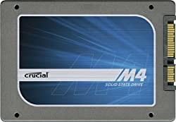 Crucial m4 128GB 2.5-Inch Solid State Drive SATA 6Gb/s with Data Transfer Kit CT128M4SSD2CCA