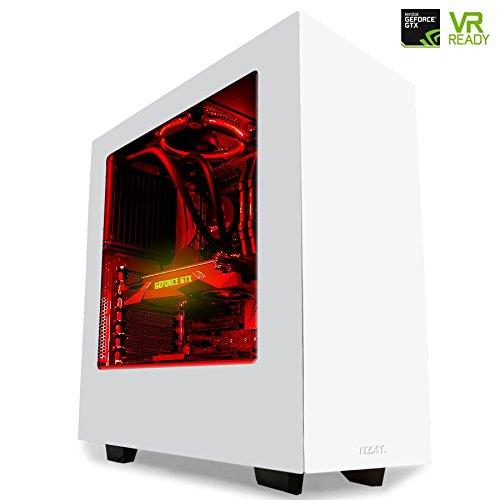 GTX-1060-VR-Ready-SkyTech-Omega-Gaming-Computer-PC-i7-6700K-40Ghz-Liquid-Cooled-GTX-1060-6GB-2TB-HDD-240GB-SSD-16GB-DDR4-Win-10-Pro-64-bit