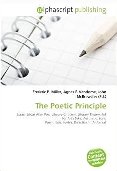 edgar allan poe poetic principle essay Buy the raven, and other poems: also, an essay on the poetic principle (complete) (english classic series) by edgar allan poe (isbn: ) from amazon's book store.