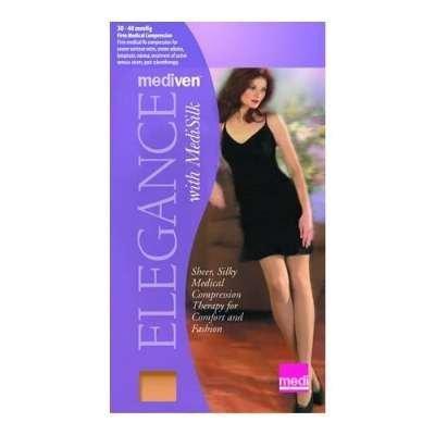 Mediven Elegance 16-20 mmHg OPEN TOE Pantyhose by Mediven bestellen