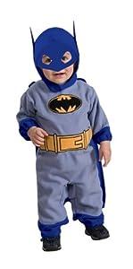 Rubies Costume Co Batman The Brave And The Bold Romper Blue Batman