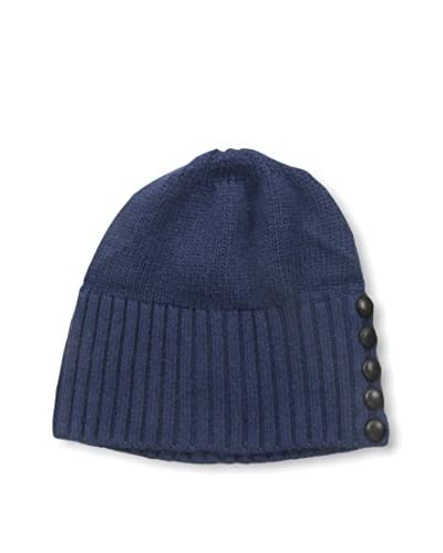 Portolano Women's Knit Hat, Blue Night