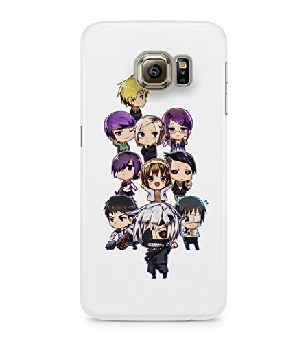 Tokyo Ghoul All Chini Characters Hard Plastic Snap On Back Case Cover For Samsung Galaxy S6 (Not Edge) Custodia