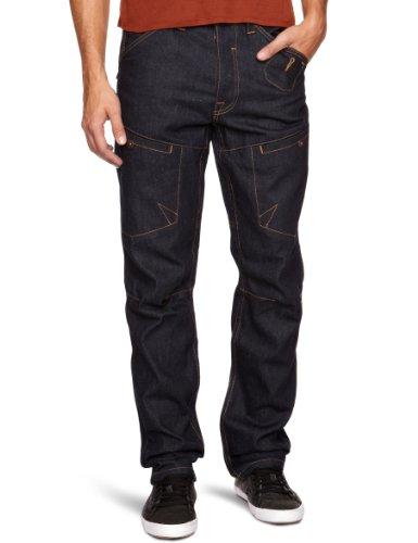 Voi Jeans Kempsey Loose Men's Jeans Blue W30INxL32IN