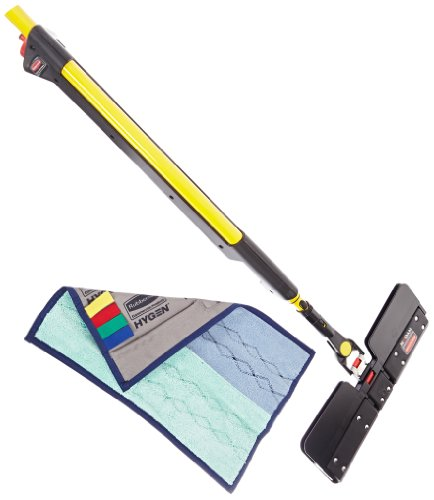 Rubbermaid Commercial 1835529 Pule Mopping Kit With Double-Sided Frame front-585567
