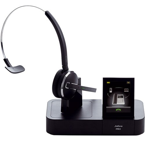 Jabra Pro 9470 1.9G Trilink Sys Trilink Pcusb Phone Mobile