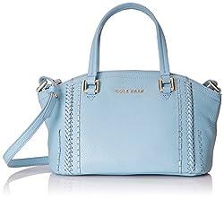 Cole Haan Nickson Mini Satchel Top-Handle Bag