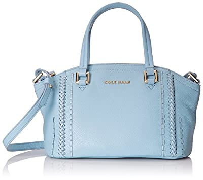 Cole Haan Nickson Mini Satchel Top-Handle Bag