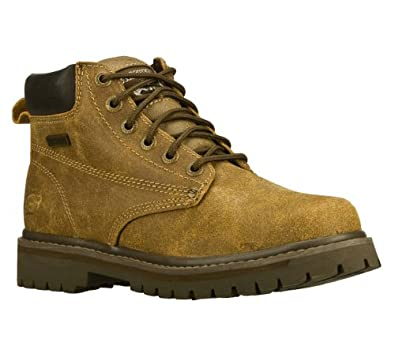 Skechers Tom Cats Bully Mens Boots Light Brown 12