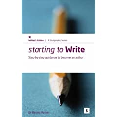 Image: Cover of Starting to Write