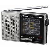 オーディオコム AM/FM/SW ハンディ短波ラジオAudioComm RAD-S520N