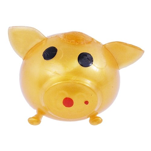 Splat Ball - Pig - Assorted Colors - 1