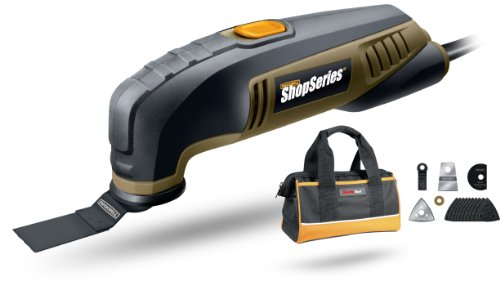 Rockwell RC5100K Shop Series Sonic Tool Oscillating Tool