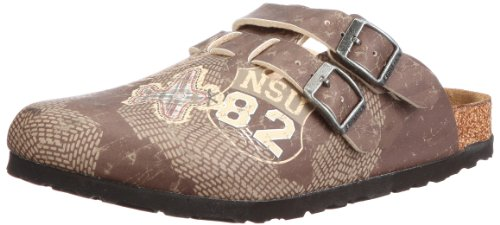 Birki Kay Bathing Sandals Unisex-Child Beige Beige (AVIATOR BROWN-BEIGE) Size: 33