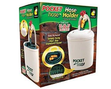 Pocket Hose Holder 2 - The Best Garden Hose Holder On the Market