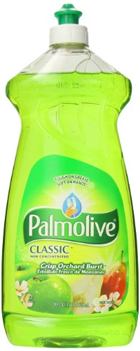 Palmolive Dish Liquid, Crisp Orchard Burst, 28 Ounce (Apple Dishwashing Detergent compare prices)