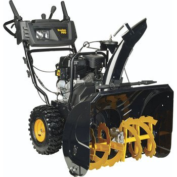 Poulan Pro 961920073 208Cc 2-Stage Electric Start Snow Thrower, 27-Inch