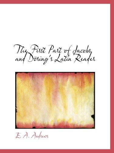 第一部分雅各布和 Doering 的拉丁文读者